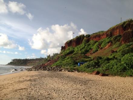 Varkala Beach