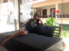 Anita, the host