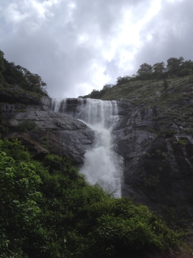 Waterfalls, Thenmala