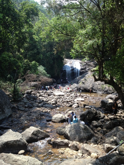 Lakkam Waterfall, Eravikulam National Park