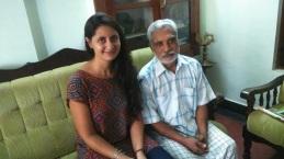 Sanskrit workshop with Prof. Nair