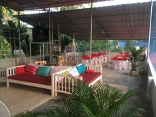 The Lounge on the Rooftop